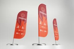 Design for Sail flag
